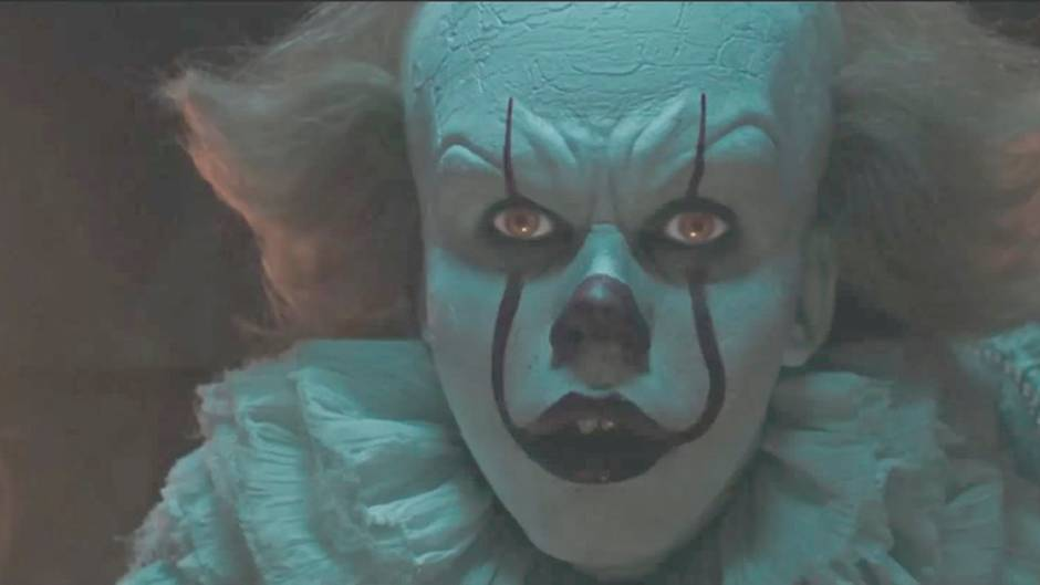 """Stephen Kings Horrorclown: Neuer """"ES""""-Trailer lässt den Atem stocken"""