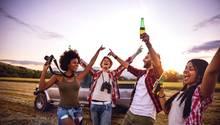 Durststrecke beim Bier – weil die Millennials lieber etwas anderes trinken