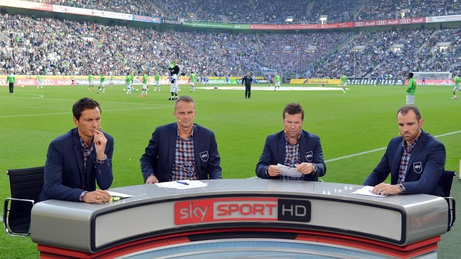 Sky Sender Zieht Moderatoren Aus Bundesliga Stadien Ab Und