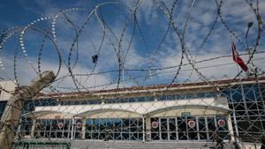 Untersuchungsgefängnis Silivri in Istanbul