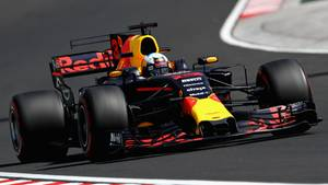 Formel 1 Daniel Ricciardo
