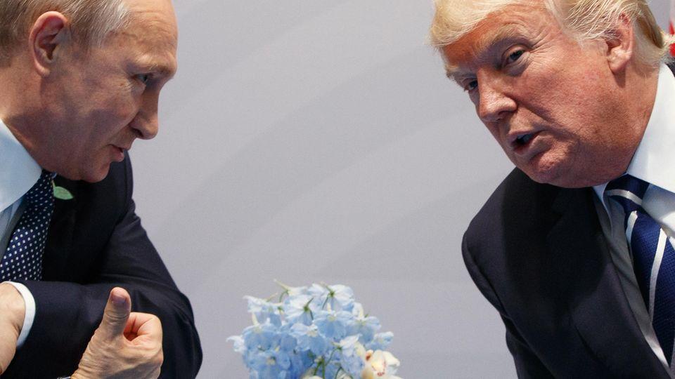 Das steckt hinter den neuen Russland-Sanktionen der USA