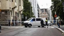In Helsinki starb ein Mensch bei einem Autounfall