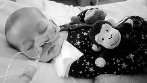 Der Kampf um das Schicksal von Baby Charlie bewegte Menschen weltweit