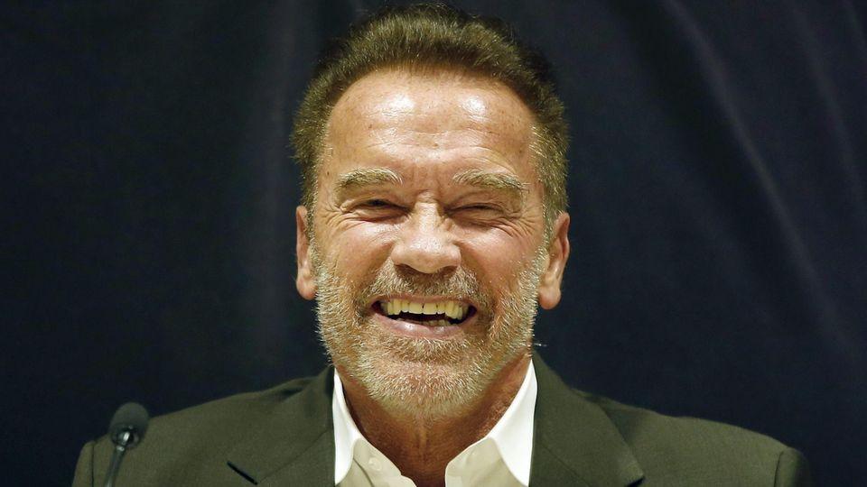 Arnold Schwarzenegger hat in einem Interview über seine Zeit als Gouverneur erzählt