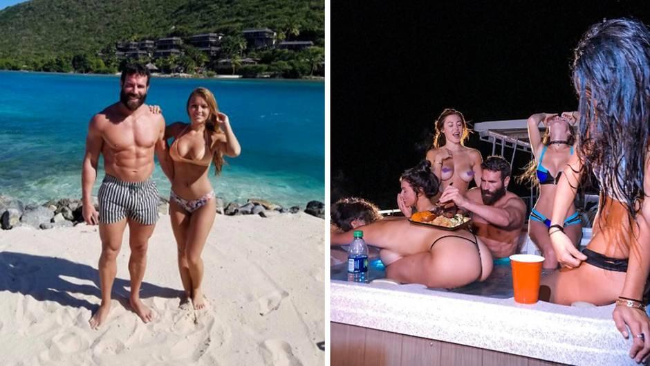 Feste Beziehung: Protz-Millionär Dan Bilzerian hat eine Freundin - ist der Party-Spaß jetzt vorbei?