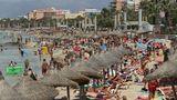 Feiern auf Mallorca