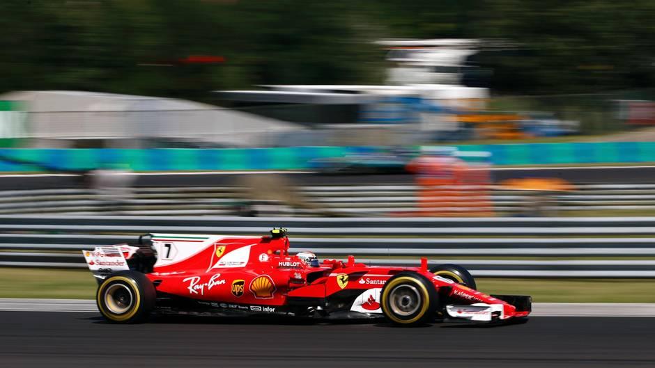Sebastian Vettel schaffte trotz Lenkproblemen einen Sieg beim GP von Ungarn
