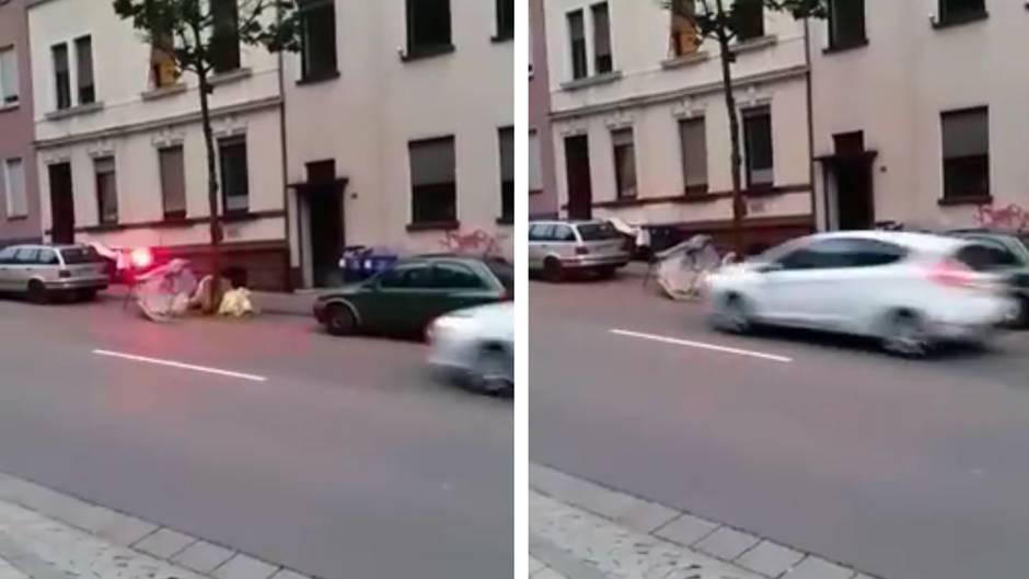 """""""Die gehn rin wie warme Semmel!"""": Saarländer kommentiert Blitzmarathon - und wird zum Viralhit auf Youtube"""