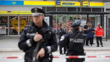 Hamburg Attacke