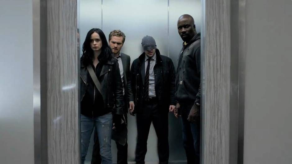 "Netflix-Trailer: So spektakulär sieht ""Marvel's The Defenders"" aus"