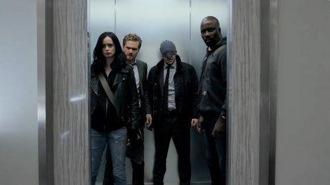 """Streaming-Plattform: Jetzt muss auch """"Luke Cage"""" dran glauben: Netflix setzt weitere Marvel-Serie ab"""