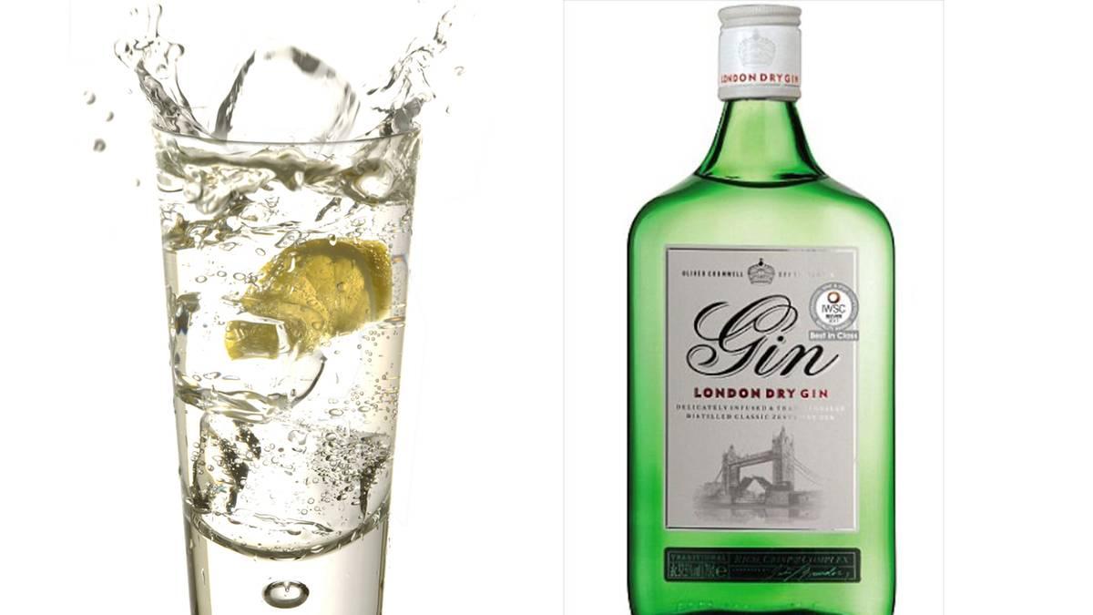 Der Aldi-Gin ist wohl doch nicht der beste der Welt