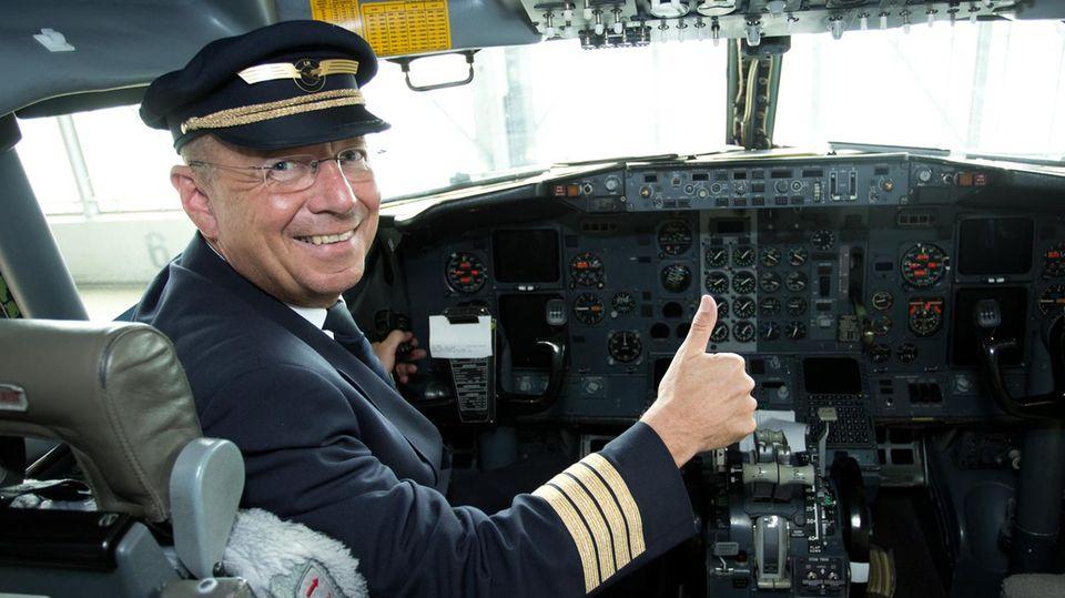 Verdienst-Check Was verdient eigentlich ein Pilot?