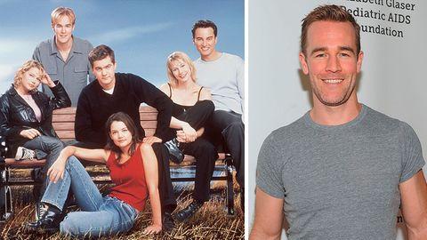 """So sehr haben sich die Stars von """"Dawson's Creek"""" verändert"""