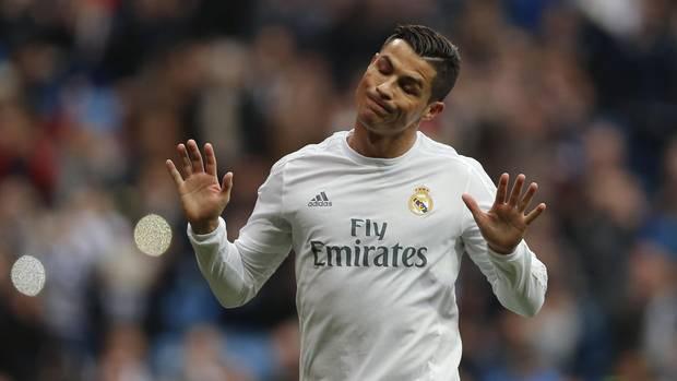 Weltfußballer Cristiano Ronaldo