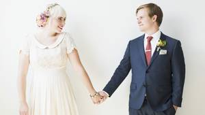 Zwei von drei Deutschen unter 40 finden das Konzept Heirat zeitgemäß