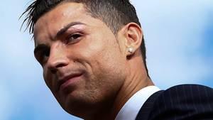 Cristiano Ronaldo ist normalerweise niemand, der das Rampenlicht scheut