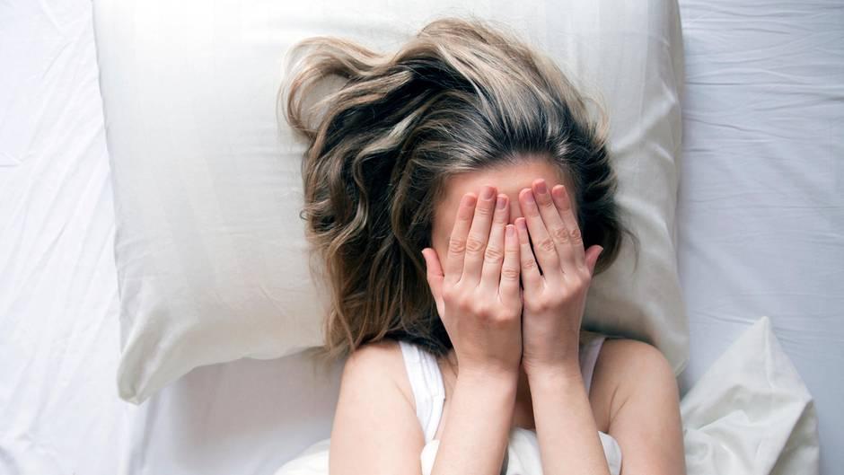 Schlafexperten So Stellen Sie Das Gedankenkarussell Ab Sternde