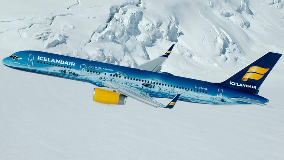 Icelandair Vatnajökull