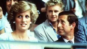 Prinzessin Diana, Prinz Charles