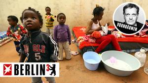 Die SPD schlägt vor, Auffanglager für Flüchtlinge in Libyen zu errichten