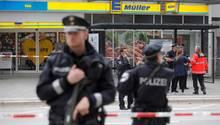 In diesem Supermarkt in Hamburg stach der Mann auf mehrere Menschen ein. Eine Person starb