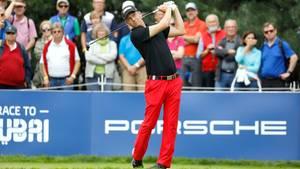 Golfer Marcel Siem (37) kann ab sofort einen Porsche Panamera sein Eigen nennen (Archivbild)