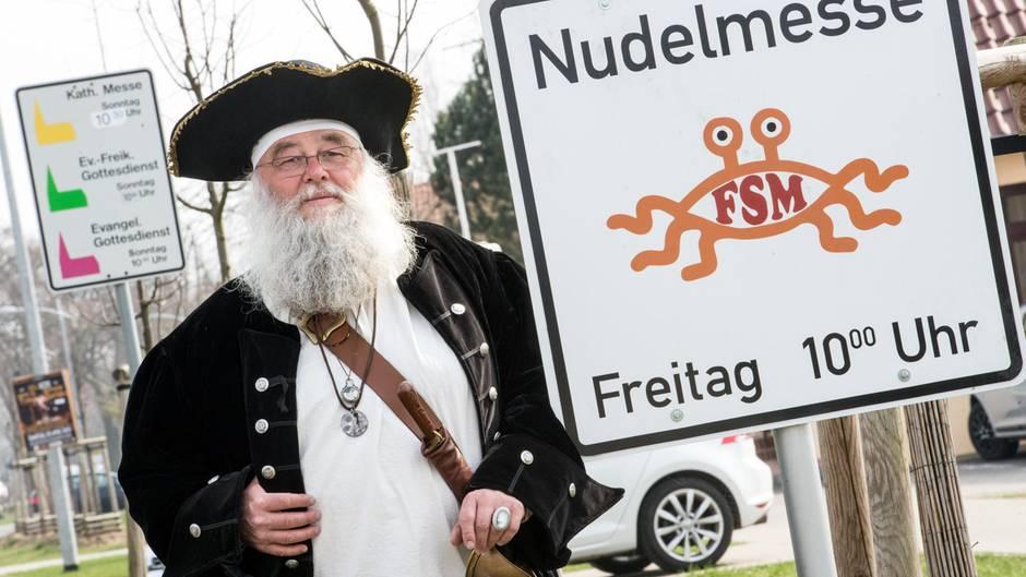 Niederlage für die Nudelgläubigen - Spaghettimonster-Kirche scheitert vor Gericht