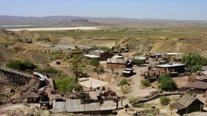 Calico City in der Mojave-Wüste: Das verbirgt sich hinter der geheimnisvollen Geisterstadt