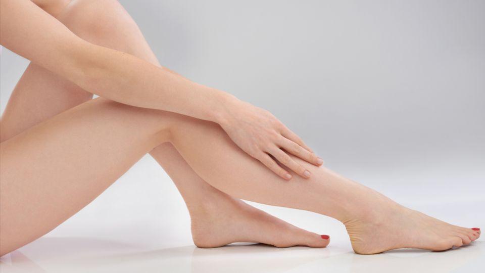 Diabetes: Menschen mit dünnen Beinen haben ein erhöhtes Risiko