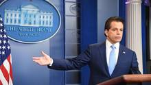 Anthony Scaramucci will nach Trump-Entlassung auspacken