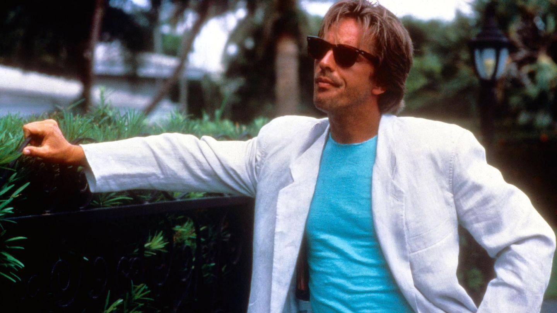"""Schauspieler Don Johnson in der US-Serie """"Miami Vice"""""""