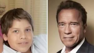 Joseph Banea: So sie Arnold Schwarzenegger unehelicher Sohn heute aus