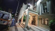 Krankenhaus in Buenos Aires