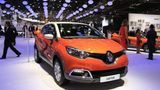 Renault Capture IAA 2013