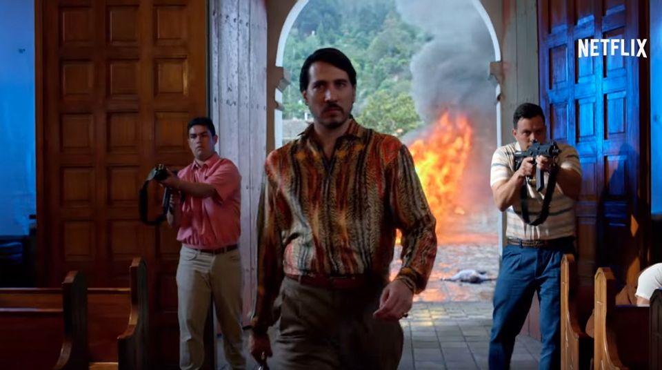 """Kolumbien: Auftragskiller """"Popeye"""": Es war Escobars bester Mann, dann Volksheld, nun sitzt er wieder im Knast"""
