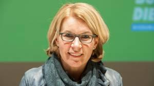 Die Grünen-Abgeordnete Elke Twesten tritt aus der Fraktion im Landtag Niedersachen aus