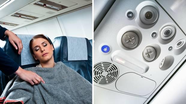 Das ist der wahre Grund, warum es in Flugzeugen so kalt ist