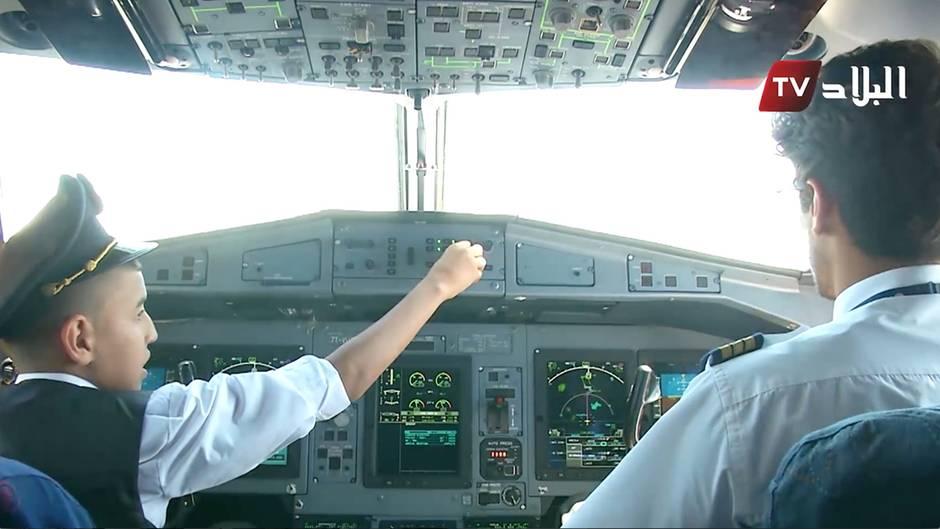 Misslungene Charity-Aktion: Piloten lassen 10-jährigen Waisen ans Steuer - jetzt bangen sie um ihren Job