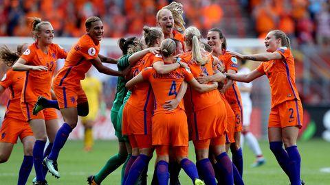 Niederlande Fußball Europameister