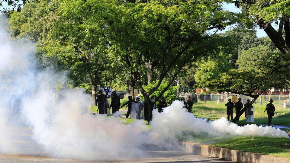 Venezuela Rebellion