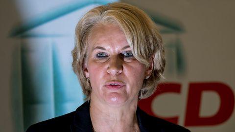 Elke Twesten begründet ihren Wechsel zur CDU Niedersachsen inhaltlich