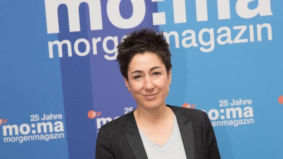 ZDF-Moderatorin Hayali beleidigt Facebook-Pöbler einfach zurück