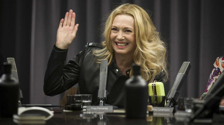 Iris Berben als Kathrin Ferrante