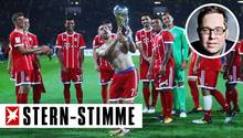 Der FC Bayern wird auch in diesem Jahr Deutscher Meister, ist sich stern-Stimme Philipp Köster sicher