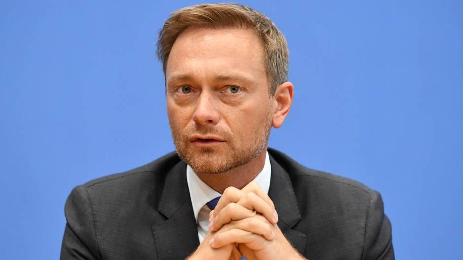 Krim: Regierung widerspricht FDP-Chef Lindner