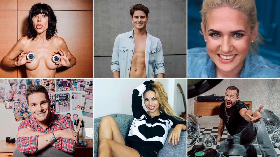 Promi Big Brother 2017: Diese 12 ziehen in den TV-Container