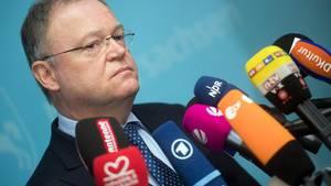 Niedersachsens Ministerpräsident Stephan Weil (Archivbild)