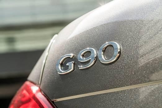 Genesis G90 - das Topmodell von Hyundai